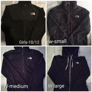 The North Face Jackets & Coats - The North Face Winter Jackets-65 each